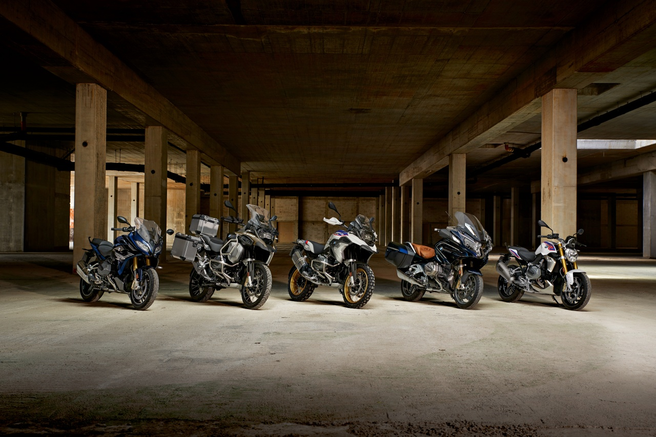 New BMW Motorcycle >> Straight Eight Bmw Motorrad Sets New Sales Record For The