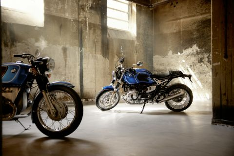 New BMW Motorcycle >> The New Bmw R Ninet 5