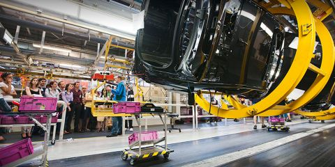 BMW Factory Tour >> Plant Tours