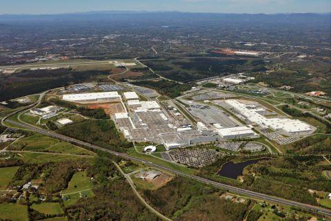 BMW Plant Spartanburg >> Bmw Manufacturing Announces Management Changes Sherry Mccraw