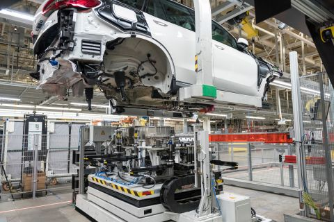 BMW Plant Spartanburg >> Plant Spartanburg More Than Doubles Capacity For Battery